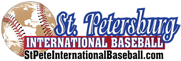 St. Petersburg International Baseball Logo